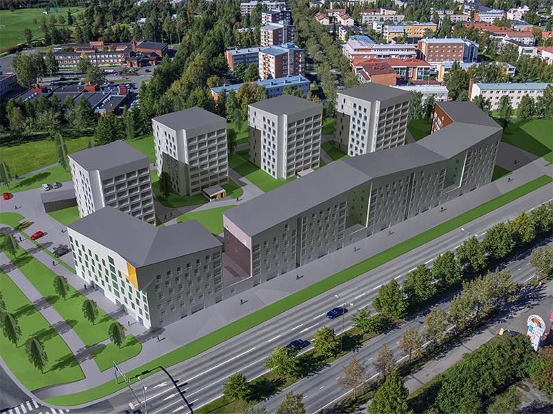 Oulun Vuokra Asunnot