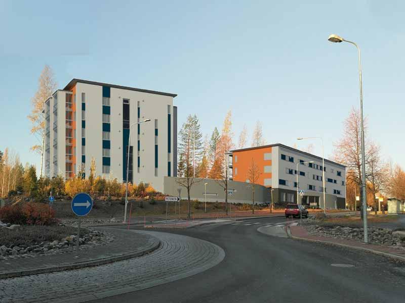 Nauriskatu 2:n asumisoikeuskohde valmistuu Kuopion Saaristokaupunkiin, Pirtin alueelle