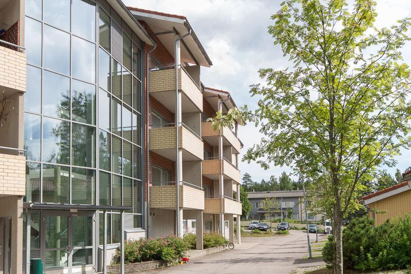 Kohdeluettelo Asumisoikeus Espoo Aurorankuja 5