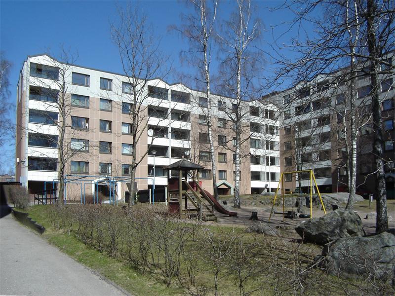vuokra asunnot hyvinkää Lahti