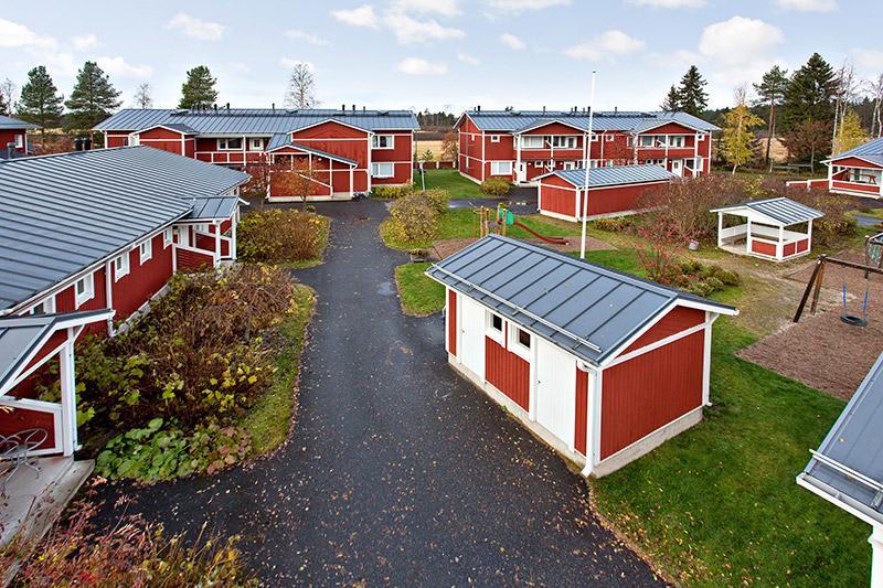 Kohdeluettelo Asumisoikeus Oulu Valjakkotie 4
