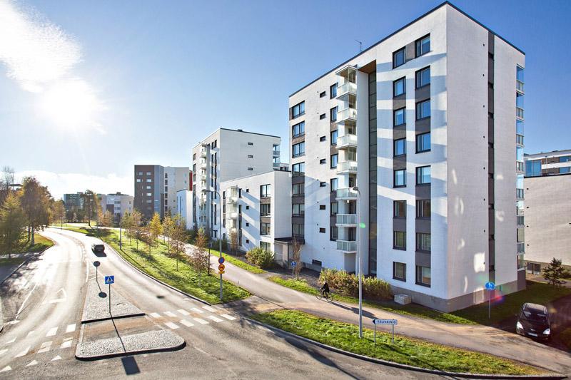 Vuokra asunto 2h+kk+s 48,0m2 Oulu (hid13122)