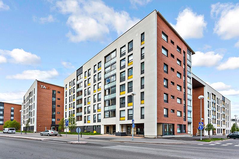 Asumisoikeusasunnot Oulu