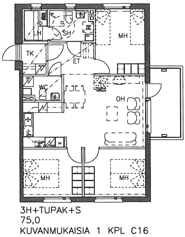 Vuokra-Asunnot Kittilä